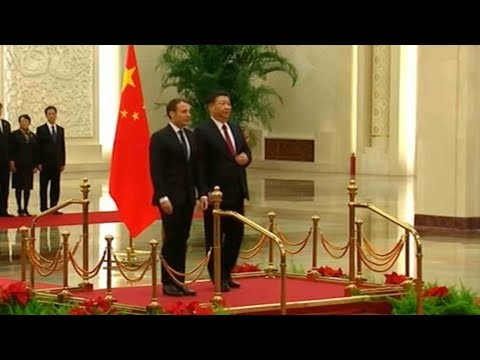 Macron 's China visit: Trade, investment barriers top agenda