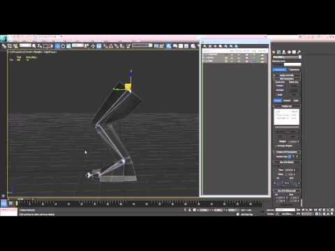 Beginner's Guide to 3ds Max -- 11: Rigging and Skinning