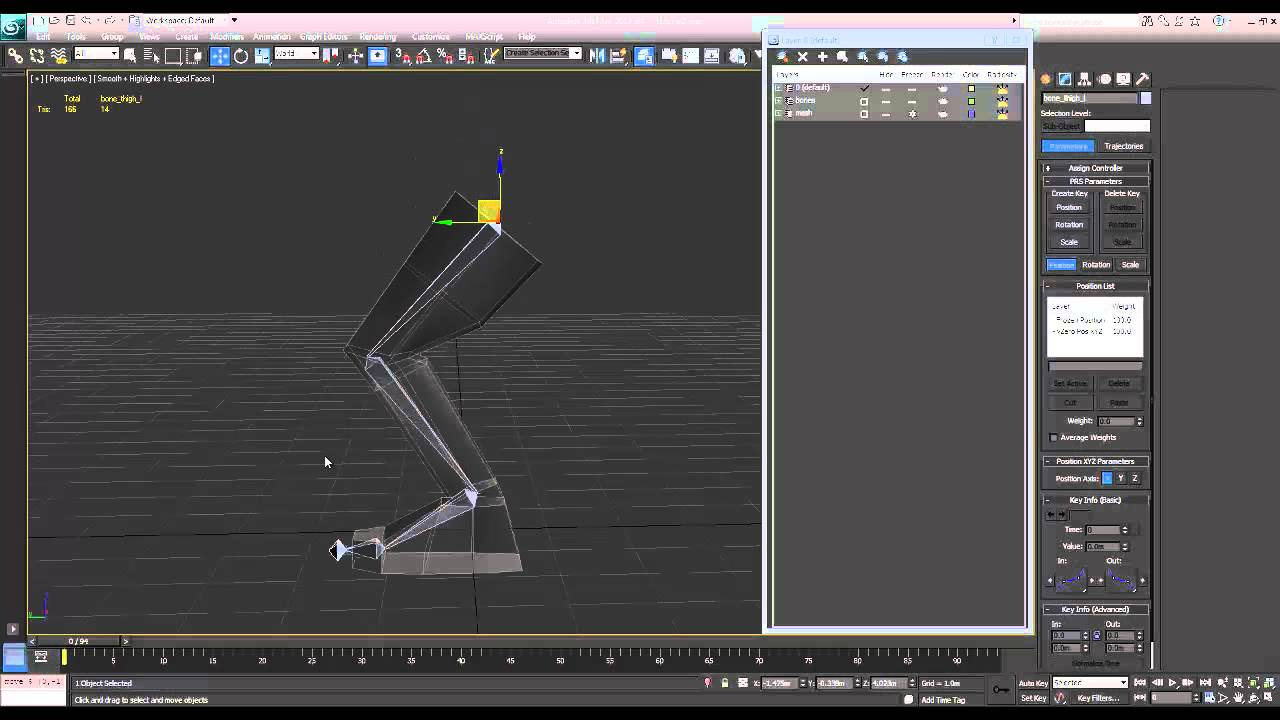 beginner s guide to 3ds max 11 rigging and skinning youtube rh youtube com