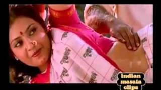 Meena navelshow.Hero oiling her curves Knshare.com