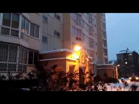 Tomsk/ buildings/ atmosphere/ void/ Russia