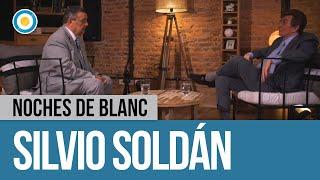 Silvio Soldán en La noche de Blanc (2 de 2)