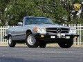 1980 Mercedes Benz 450SL Gateway Orlando #1079