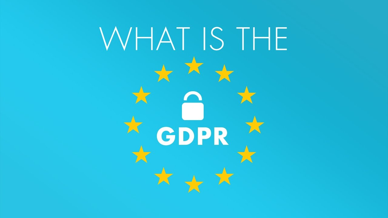 What Is The GDPR  YouTube