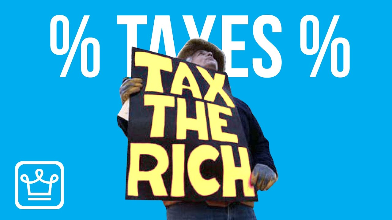 Top 10 Countries With The Highest Taxes For The RICH