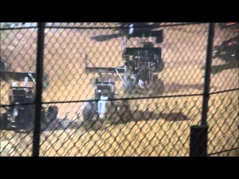 5/30/15 Jas Hehnly, Jason Hehnly 125cc Micro Sprint @ Clyde Matin Memorial Speedway