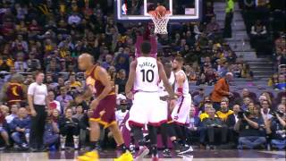 Lebron James 28 Points, 14 Assists, and 9 Rebounds leads Cavs to victory
