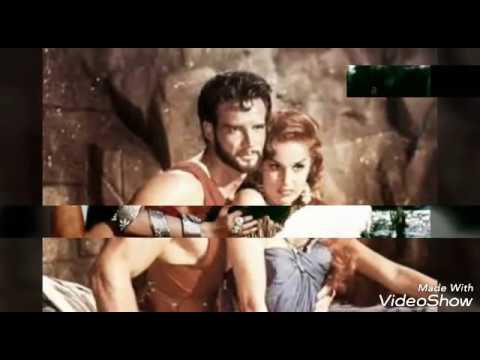 Steve Reeves e Sylvia Lopez