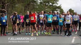 Fjellmaraton 2017