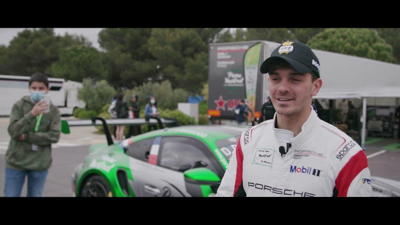 #PCCF - Highlights Manche 2 - Paul Ricard - Porsche Carrera Cup France
