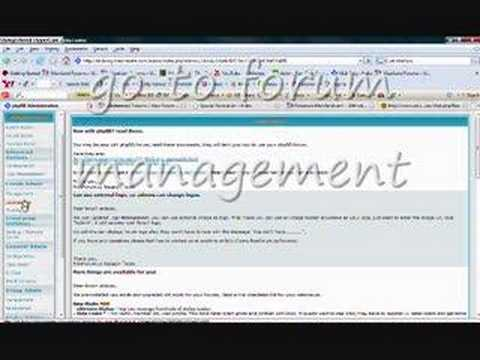How To Get A Chat Box On A Phpbb2 Forum