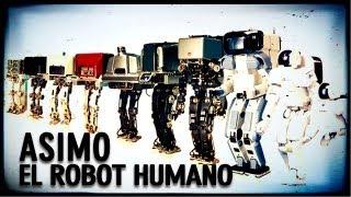 ASIMO, El robot humano