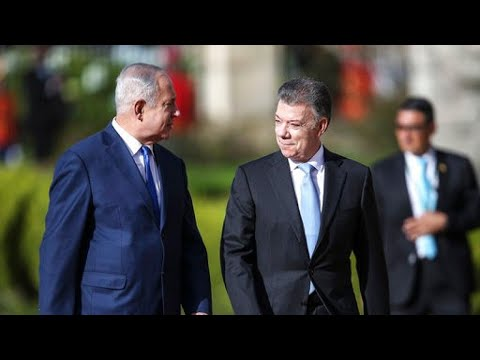 Colombia Recognizes Palestinian State Upsetting Israel