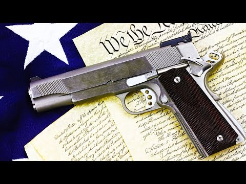 The REAL History Of The Second Amendment
