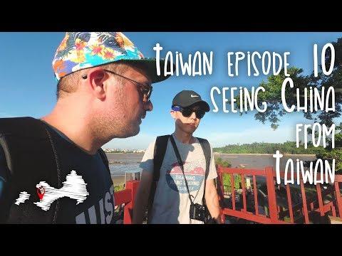 Taiwan Episode 10 - Seeing China from Taiwan