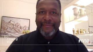 A message from Wendell Pierce - #YV50