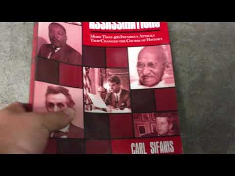 9781620875919 Encyclopedia of Assassinations
