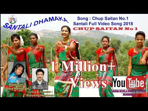 CHUP SAITAN No.1|| NEW SANTALI VIDEO SONG 2018 || ALBUM CHUP SAITAN NO1