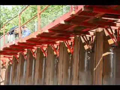 Dawson Construction Plant Capping System Youtube