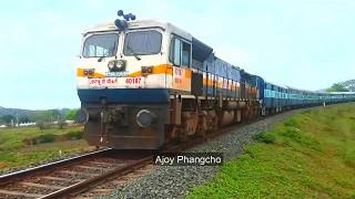 12346 Saraighat Express Guwahati To Howrah Junction