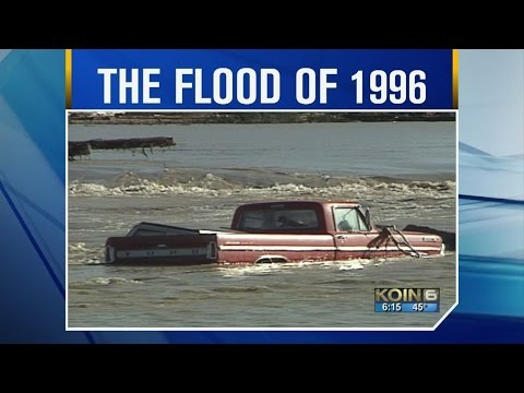 Willamette Valley Flood of 1996: 20 years later