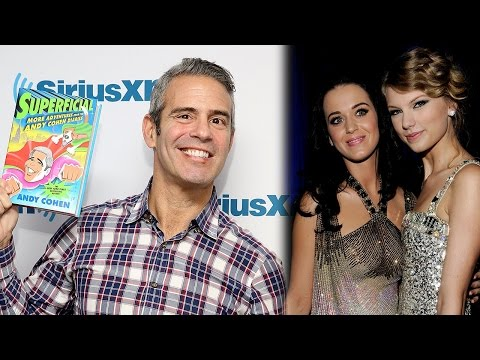 Andy Cohen Reveals Story About Seeing Taylor Swift SHADE Katy Perry