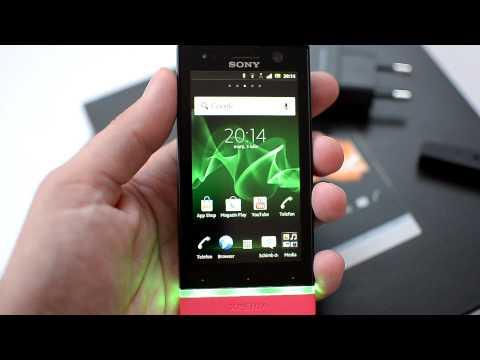 Sony Xperia U, un Android cu dual core si grafica Mali 400 pentru toata lumea