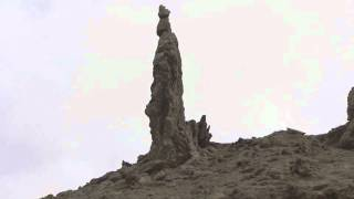 Sodom and Gomorrah Lot's Wife Pillar of Salt- proof of the supernatural