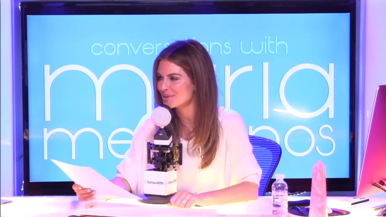 Charlotte Flair On Conversations With Maria Menounos