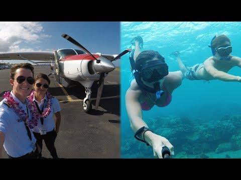 Dive Into This Dream Job - It's A Pilot's Paradise