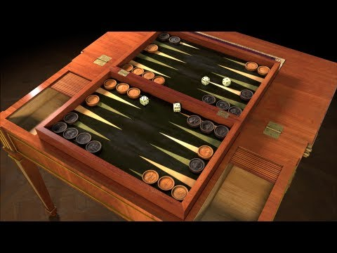 Must-See Video: Awesome 18th Century Transforming Gaming Table by David Roentgen