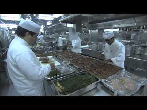 Lo sapevate che? Gastronomia a bordo di Costa
