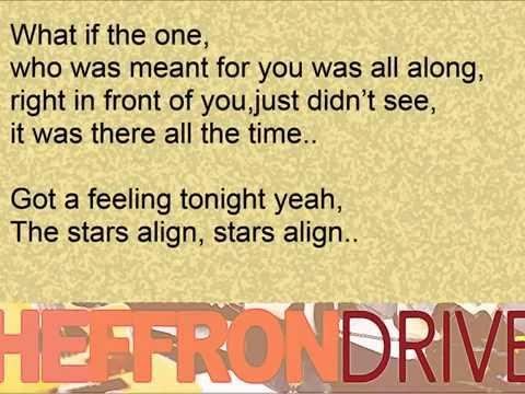 Parallel- HeffronDrive (Lyrics On Screen)