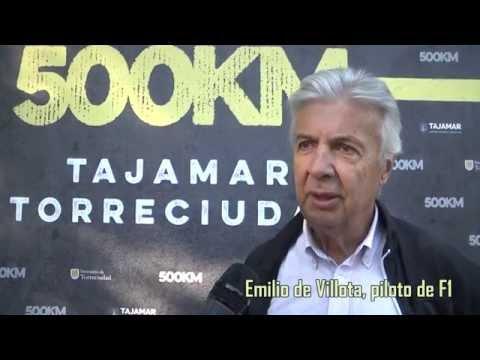 """Emilio Villota: """"Hacer deporte juntos ayuda a la comunicación padres-hijos""""."""