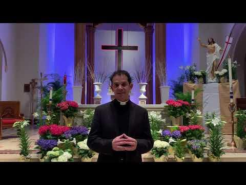 Message to Parishioners - 4/19/20 (English)