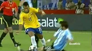 Neymar Goals & Skills 2011 HD
