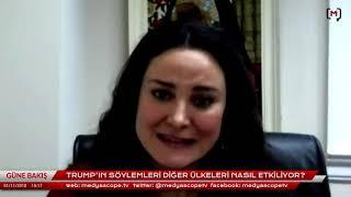 Medyascope.tv Güne Bakış (1 Kasım 2018): Konuklar Av. Yılmaz Yazıcı...
