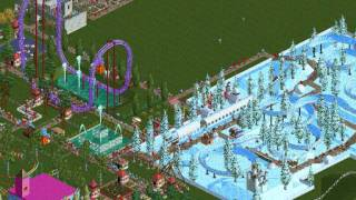 Roller Coaster Tycoon 2 (GamePlay)