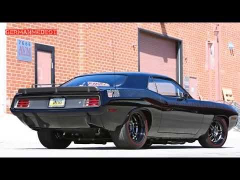 1970 Plymouth Hemi Cuda Fast Amp Furious 6 Cars YouTube