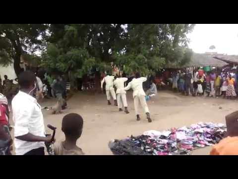 Beni dance in Chikwawa District, Malawi