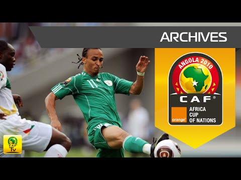 Nigeria vs Benin & Egypt vs Mozambique | Orange Africa Cup of Nations, ANGOLA 2010