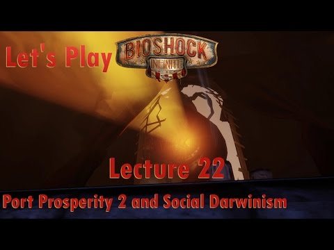 Let's Play BioShock Infinite: Lecture 22