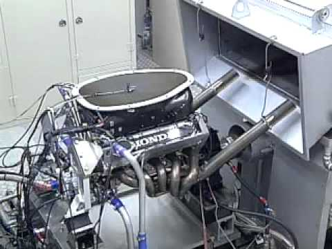honda f1 engine sounds