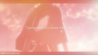i just want you to know who i am | Eren + Levi (snk)