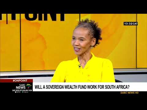 Sovereign wealth fund | Examining whether this will work for South Africa: Lebohang Pheko