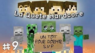 LE TEMPLE DES MONSTRES | La Quête Hardcore #9 | (Minecraft Agrarian Skies)