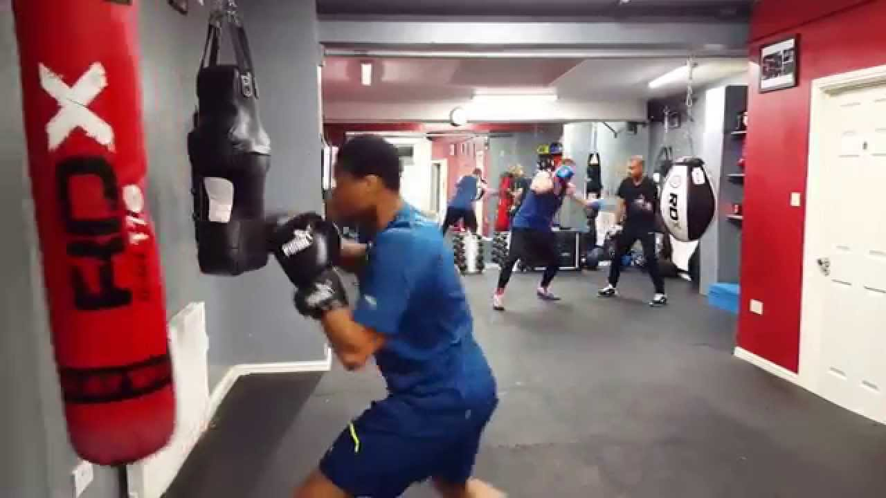 Punching bag boxing footwork drill youtube ccuart Images