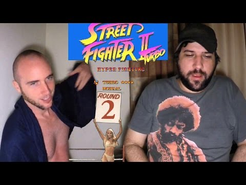 Coop Beat Off - Street Fighter 2 - Part 2 (Andy X Dick)