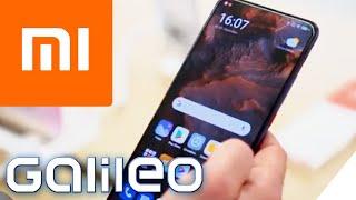 Konkurrenz für Apple \u0026 Samsung? Xiaomi: Die unglaubliche Erfolgsgeschichte! | Galileo | ProSieben