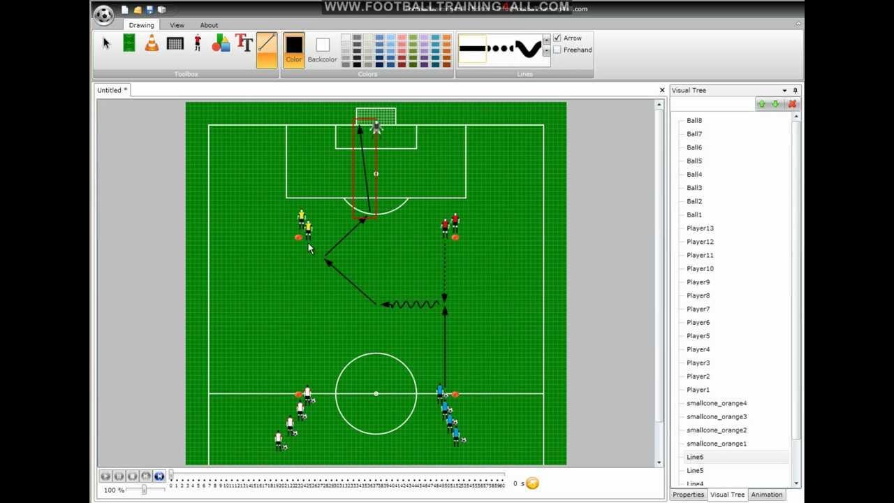 Exercícios - Futebol